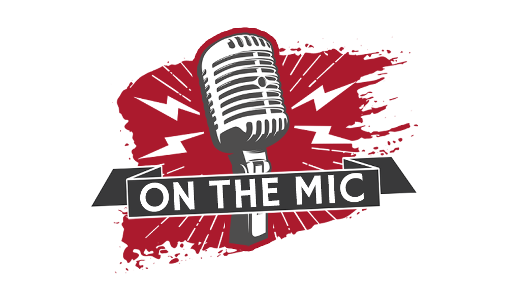 On The Mic - Rowena Hutson
