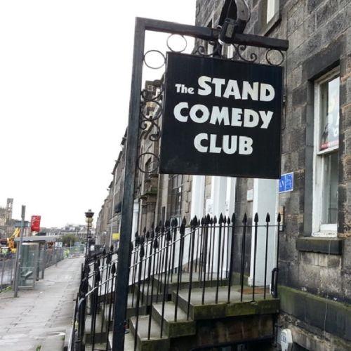 Stand Comedy Club Edinburgh