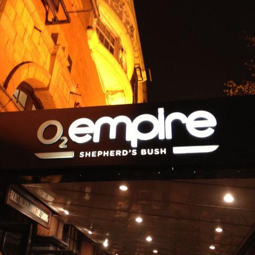 O2 Shepherd's Bush Empire