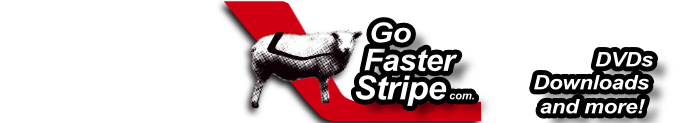 Go Faster Stripe