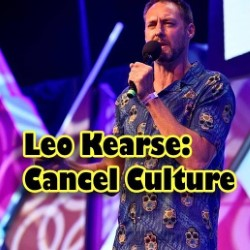 EdFringe REVIEW: Leo Kearse – Cancel Culture